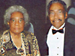 Lt. Col. and Mrs. Smiley E. Wilkins, Sr. USAF (Ret.)